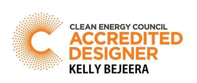 CEC Accredited Designer Kelly Bejeera