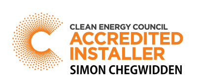 CEC Accredited Installer Simon Chegwidden