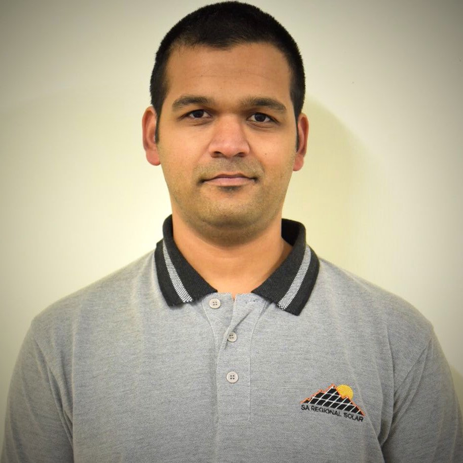 Nish Nath - Project Administrator, Masters degree in Applied project management
