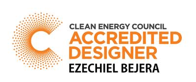 CEC_Accredited Designer Ezechiel Bejera