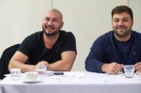 Paul and Dan